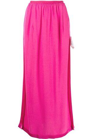 MM6 MAISON MARGIELA High-waisted maxi skirt