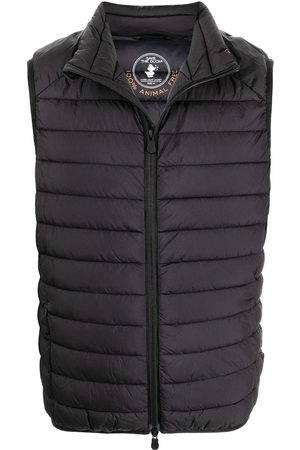 save the duck Liam quilted vegan gilet