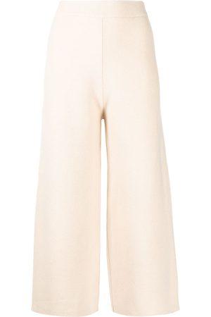 Joseph Wool cropped trousers
