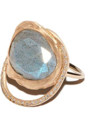 Pascale Monvoisin Women Rings - 9kt yellow diamond Gaïa ring