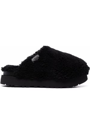 UGG Women Slippers - Fuzz Sugar brushed slippers