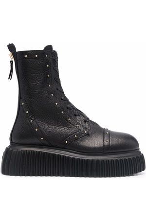 AGL ATTILIO GIUSTI LEOMBRUNI Milagros lace-up boots