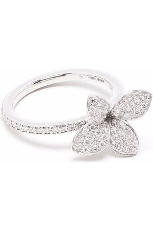 Pasquale Bruni 18kt white gold Petit Garden diamond ring