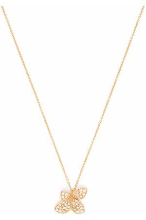 Pasquale Bruni 18kt rose gold Petit Garden diamond necklace