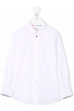 Paul Smith Buttoned cotton shirt