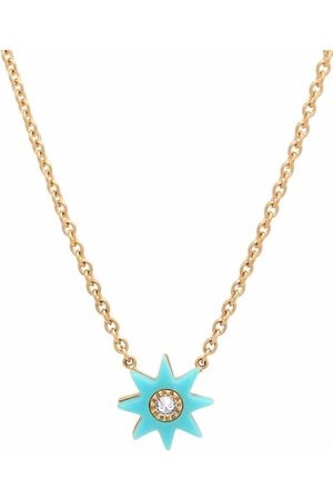 COLETTE Women Necklaces - 18kt yellow star diamond necklace