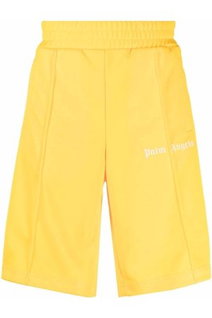Palm Angels CLASSIC TRACK SHORTS WHITE