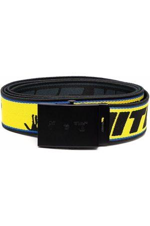 OFF-WHITE Women Belts - Industrial logo belt