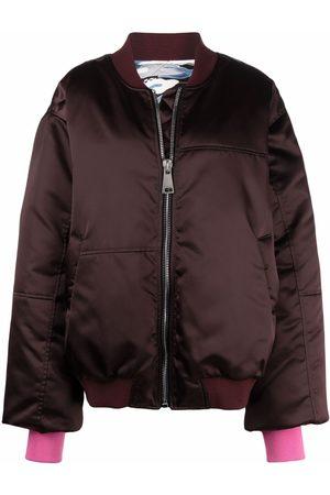 Khrisjoy Puff oversized bomber jacket