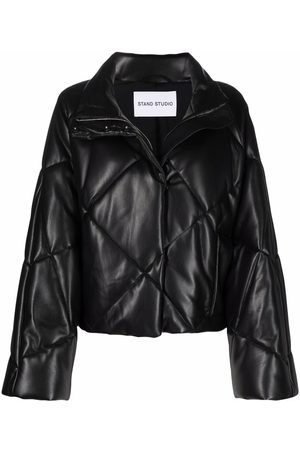 Stand Studio Women Jackets - Quilted-finish puffer jacket