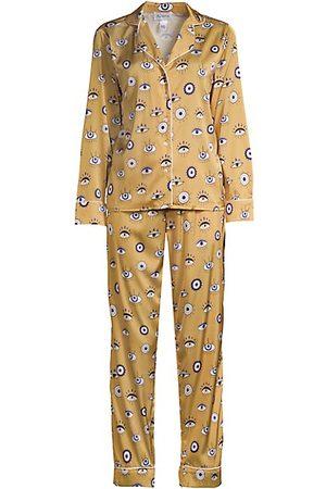 Averie Sleep Evil Eye Amara Evil Eye Pajama Set