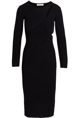 ASTR Women Nightdresses & Shirts - Alora Cut-Out Sweaterdress