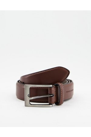 French Connection Men Belts - Prong buckle belt in