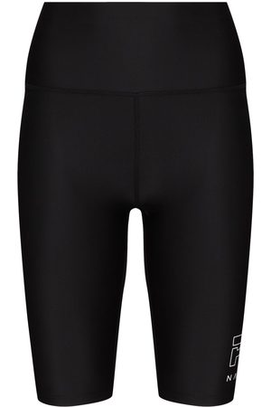 P.E Nation Women Sports Shorts - Baseline Endurance biker shorts