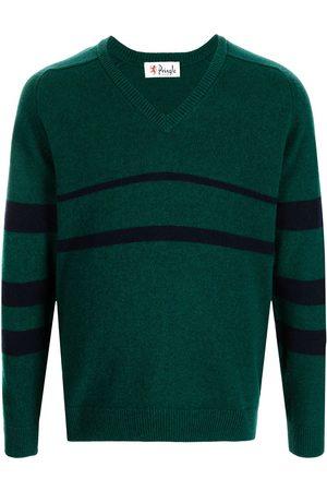PRINGLE OF SCOTLAND Archive V-neck jumper