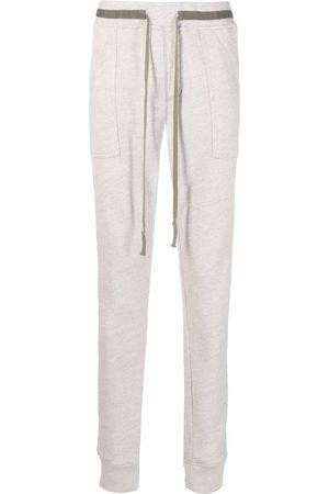 GREG LAUREN Men Trousers - Drawstring-waist sweatpants