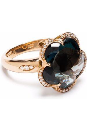Pasquale Bruni 18kt rose gold Bon Ton topaz and diamond ring