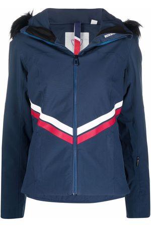 Rossignol Faux fur-trim ski jacket