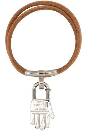 Hermès 2002 pre-owned Anne Mediterranee Cadena bracelet