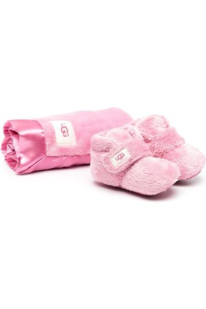 UGG Baby fur booties