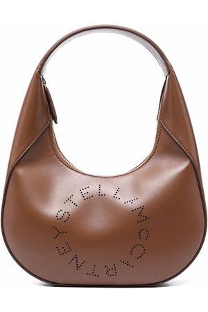 Stella McCartney Small Stella Logo shoulder bag
