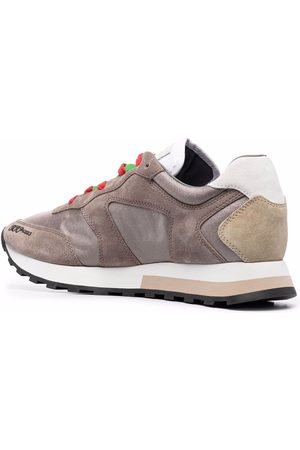 OFF-WHITE Men Sneakers - Panelled low-top sneakers