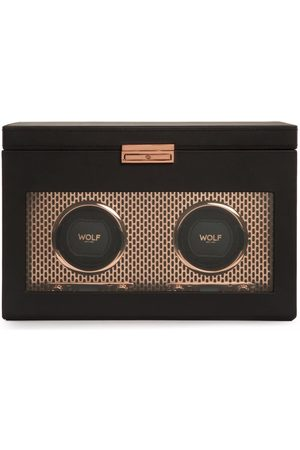 Wolf AXIS double watch winder