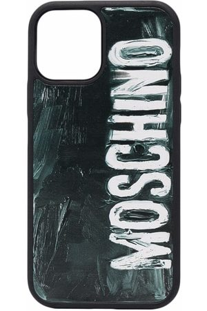 Moschino Logo-print iPhone 12 Pro Max
