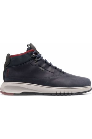 Geox High-top lace-up boots