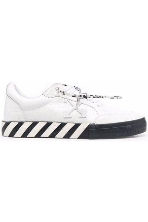 OFF-WHITE Men Sneakers - Vulcanized low-top sneakers