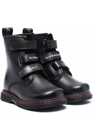 Givenchy Touch-strap leather boots