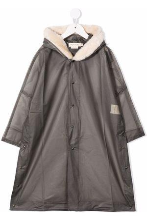 Le pandorine Girls Rainwear - Hooded rain coat