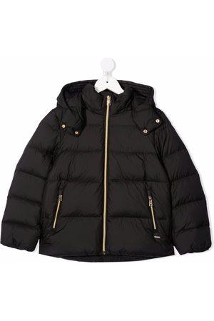 Woolrich Girls Hoodies - Zip-up hooded puffer jacket