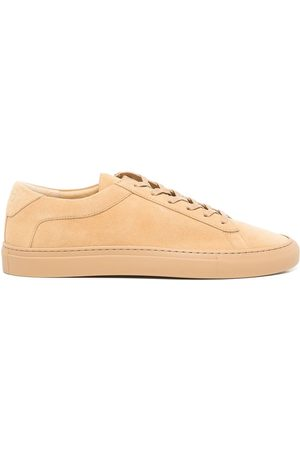 Koio Men Sneakers - Capri lace-up leather sneakers