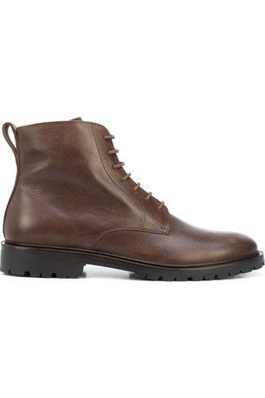 Koio Bergamo leather boots