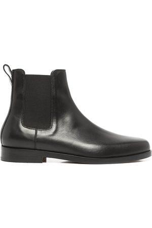 Koio Trento leather Chelsea boots