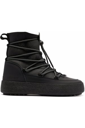 Moon Boot MTrack Slip-On Shearling boots