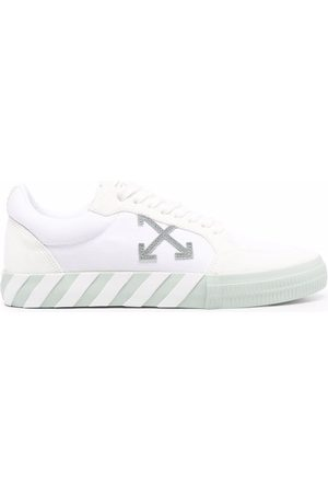 OFF-WHITE Logos lace-up sneakers