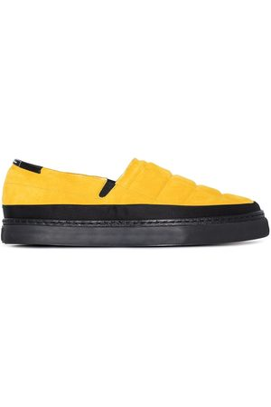 AUXILIARY Infra quilted slip-on sneakers