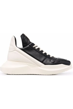 Rick Owens Chunky-sole high top sneakers