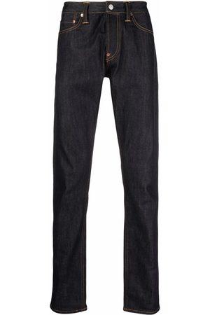 Evisu Seagull straight-leg jeans