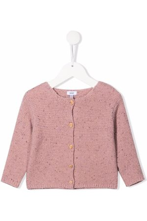 KNOT Baby Cardigans - Lively buttoned up cardigan