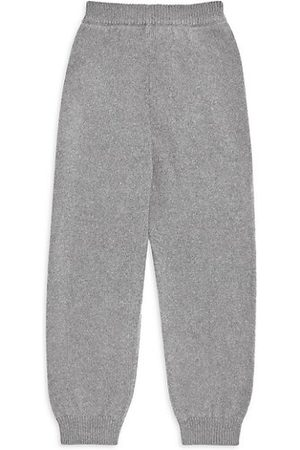 The Row Little Girl's & Girl's Louie Cashmere Knit Joggers