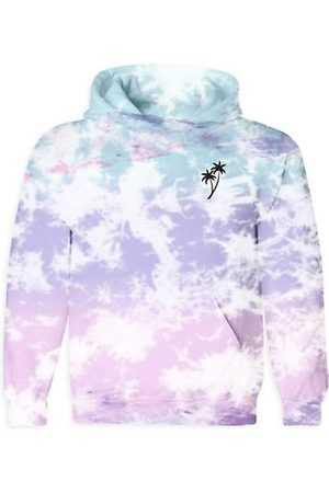 Tiny Whales Little Girl's & Girl's Day Dream Tie-Dye Hoodie