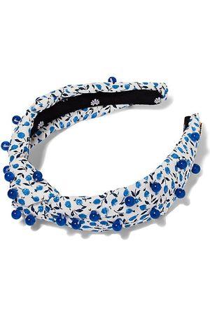 Lele Sadoughi Girl's Knotted Liberty Headband