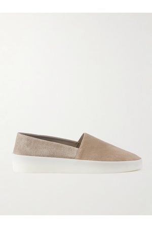 FEAR OF GOD Pony Hair and Suede Espadrilles