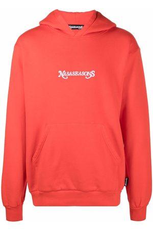 NASASEASONS Embroidered logo hoodie