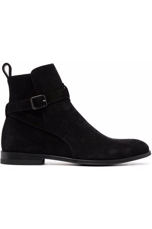 Scarosso Women Ankle Boots - Lara buckled ankle boots