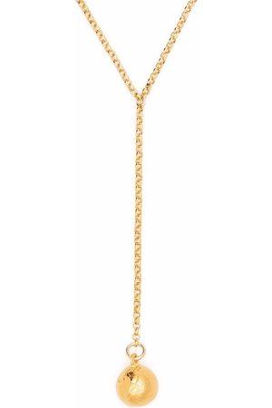 Alighieri Pendulum of the Night necklace
