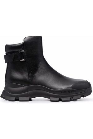 AMBUSH Square toe boots